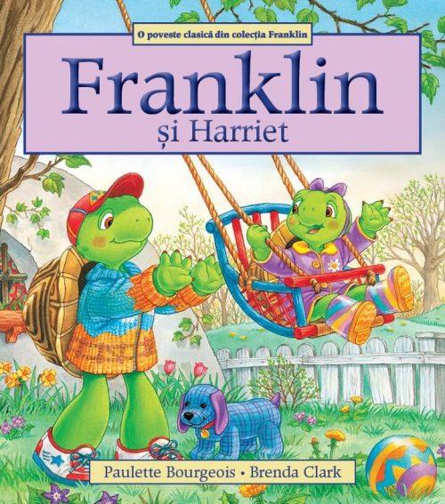 Franklin și surioara Harriet