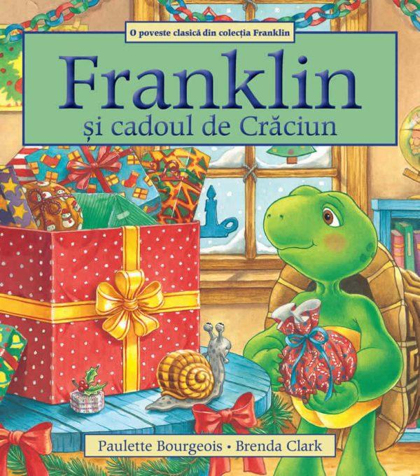 Franklin și cadoul de Crăciun