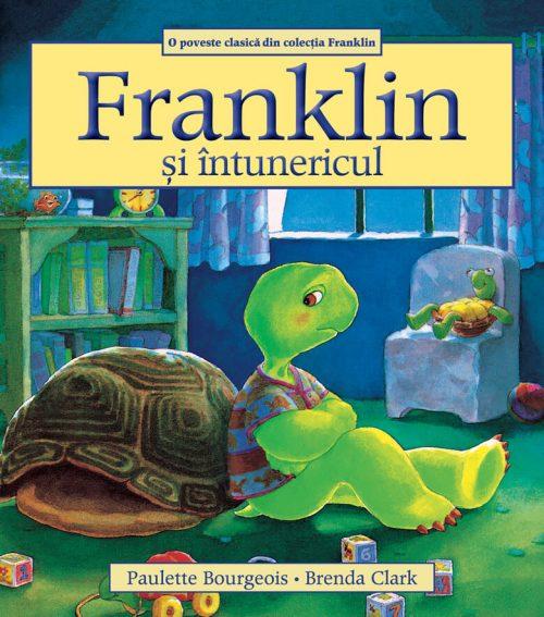 Franklin și întunericul, de Paulette Bourgeois și Brenda Clark