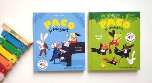 Carte sonoră: Seria Paco, de Magali Le Huche   Editura Katartis