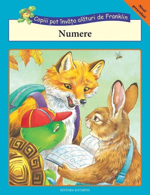 Activități cu Franklin. Matematica în povești – Numere - Katartis