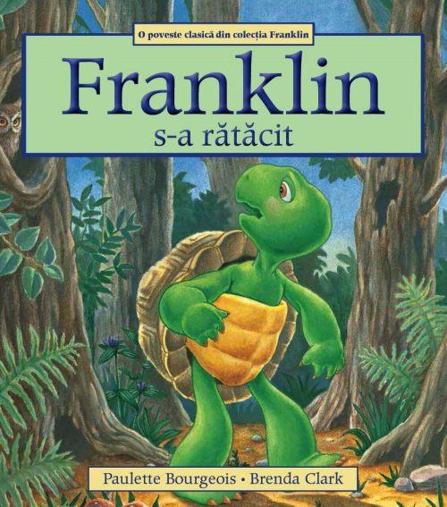 Franklin s-a rătăcit, de Paulette Bourgeois și Brenda Clark