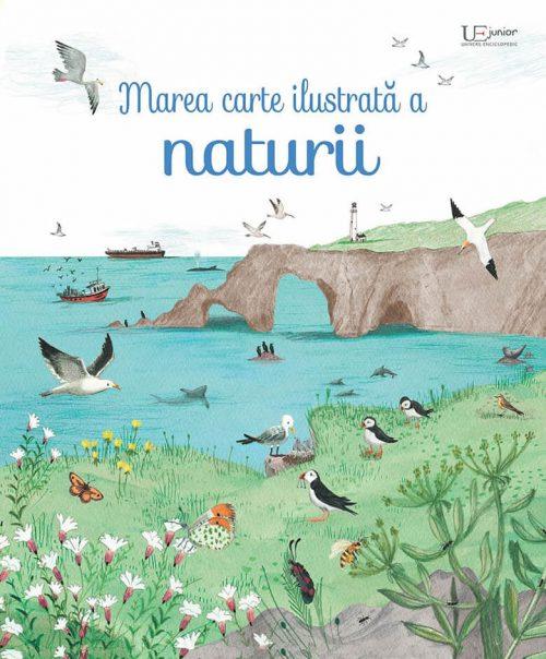 Marea carte ilustrată a naturii (Big Picture Book Outdoors Usborne) - Editura Univers Enciclopedic