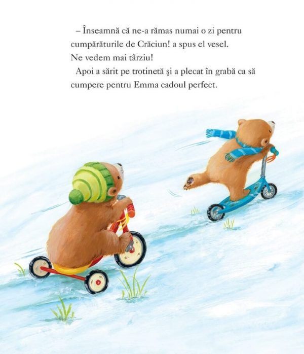 Cadoul perfect, de Caroline Pedler și Stella J. Jones – Editura Univers Enciclopedic Junior