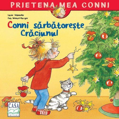 Conni sărbătorește Crăciunul - editura casa