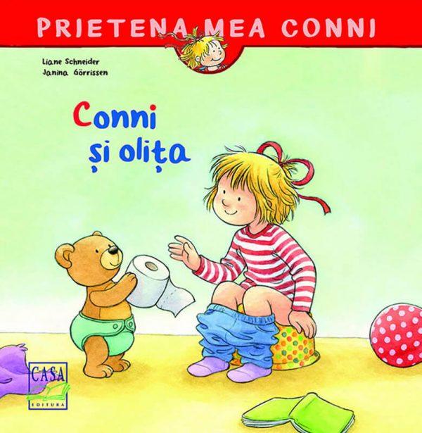 Conni și olița, de Liane Schneider și Janina Görrissen - Editura Casa