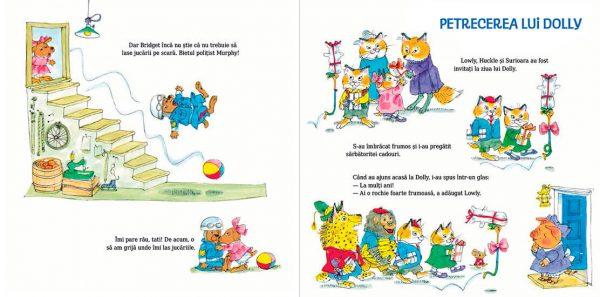 Cartea cu Te rog și Mulțumesc, de Richard Scarry – Editura Cartea Copiilor