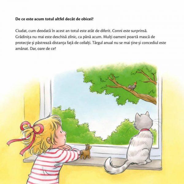 Conni învață despre Coronavirus – Editura Casa