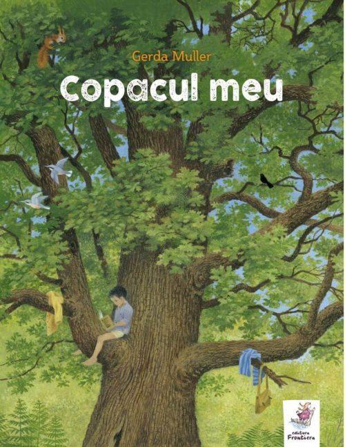 Copacul meu, de Gerda Muller - Editura Frontiera