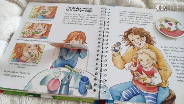 Mă spăl pe dinți, folosesc olița – Editura Casa