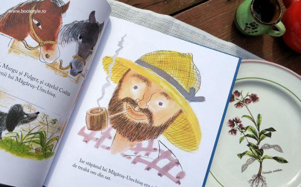 Măgăruș-Urechiuș, de Roger Duvoisin – Editura Cartea Copiilor