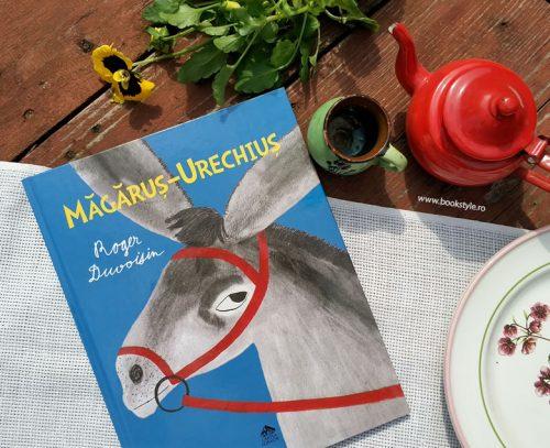 Măgăruș-Urechiuș, de Roger Duvoisin - Editura Cartea Copiilor