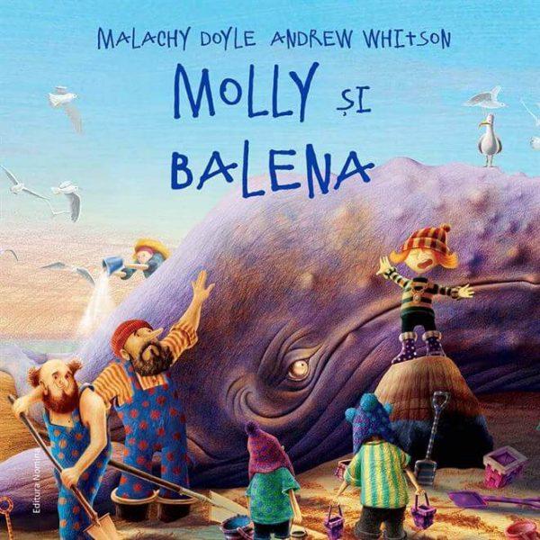 Molly și balena, de Malachy Doyle și Andrew Witson - Editura Nomina
