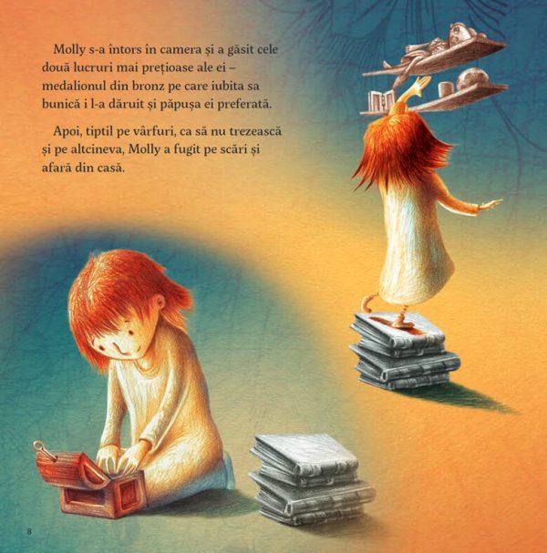 Molly și marea agitată, de Malachy Doyle și Andrew Witson – Editura Nomina