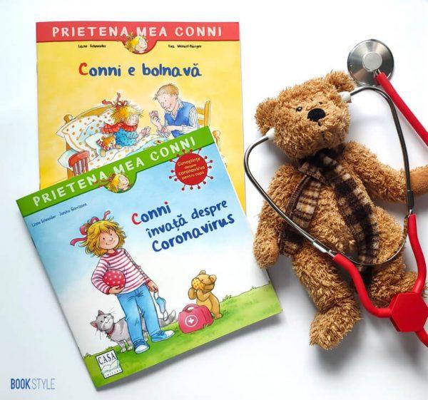 Conni învață despre Coronavirus – Prietena mea Conni – Editura Casa