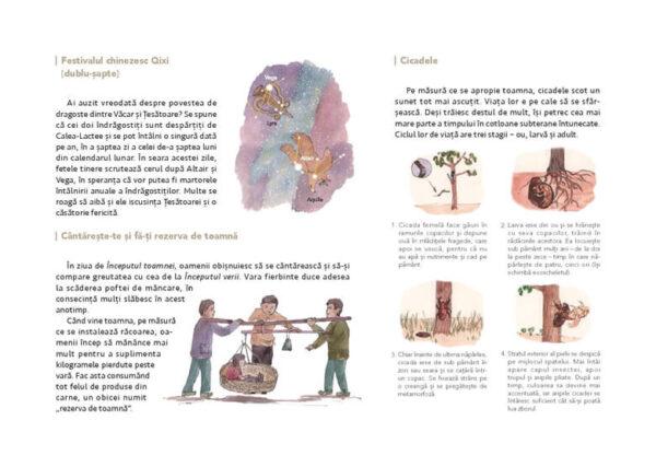 Călătorie prin tradițiile Chinei. Toamna – Editura Corint Junior