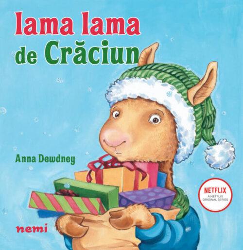 Lama Lama de Crăciun, de Anna Dewdney - Editura Nemi
