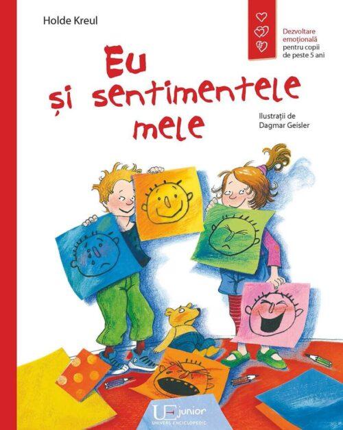 Carte emotii, sentimente, trairi - Dagmar Geisler - Editura Univers Enciclopedic