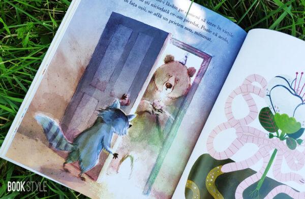 Fii bun, de Alison Green. O carte despre bunătate ilustrată de 38 de ilustratori – Editura Litera