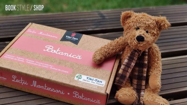Lecții Montessori – Botanică – cutie Tiki-Tan – Smart Games
