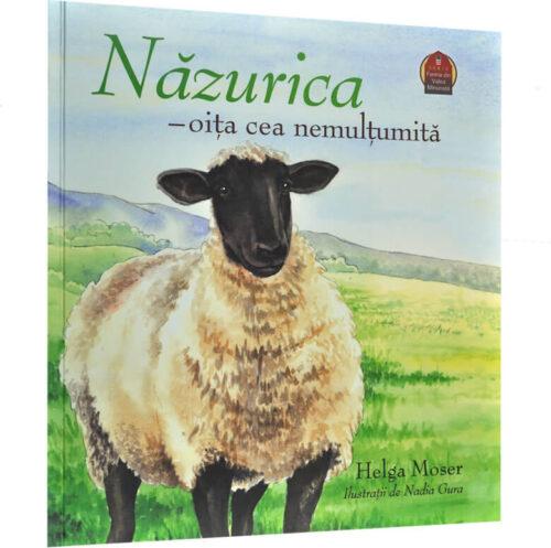 Năzurica, oița cea nemulțumită - Seria Povești din Valea Minunată - Editura ICAM - Helga Moser