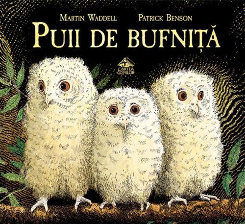 Puii de bufniță, de Martin Waddell și Patrick Benson - Editura Cartea Copiilor
