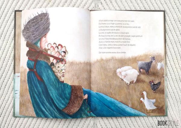 Povestea regelui care avea prea mult din toate, de Maria Papayanni și Effie Lada – Editura Cartemma
