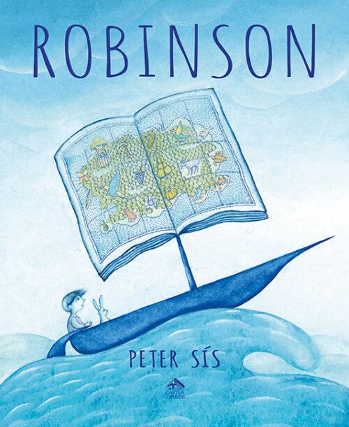 Robinson de Peter Sís - Editura Cartea Copiilor