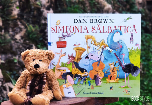 Simfonia sălbatică, de Dan Brown și Susan Batori – Editura Rao