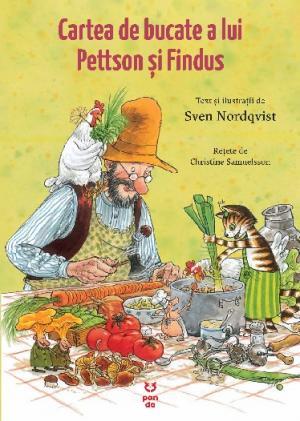 Cartea de bucate a lui Pettson și Findus - Editura PandoraM