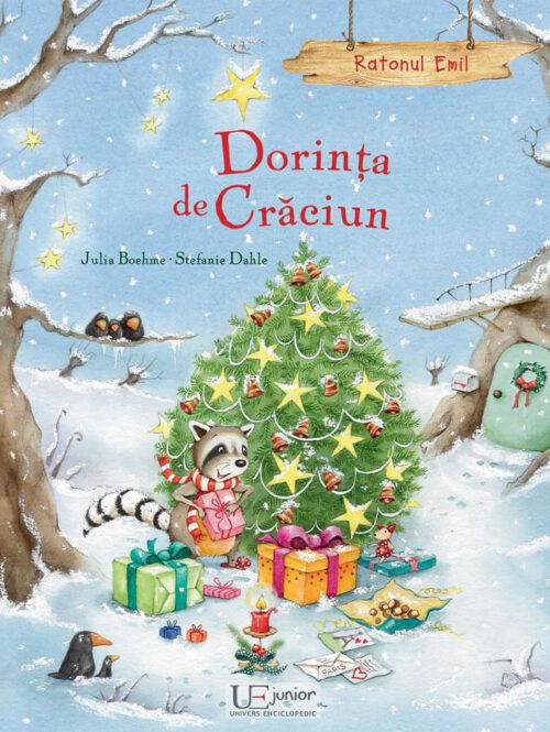 Dorința de Crăciun, de Julia Boehme și Stefanie Dahle - Univers Enciclopedic