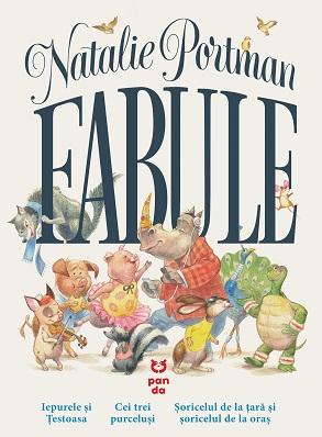 Fabule - Natalie Portman - Editura Pandora M