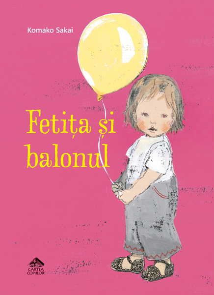 Fetița și balonul, de Komako Sakai - Editura Cartea Copiilor