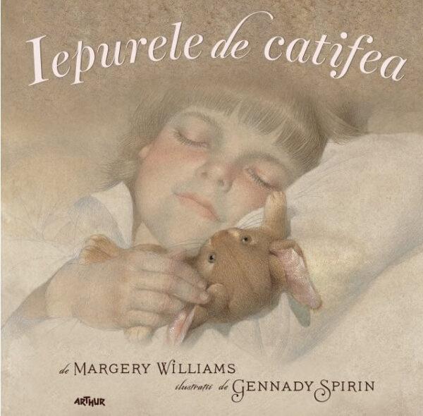 Iepurele de catifea - Margery Williams - Gennady Spirin - Vlad și Cartea cu genius