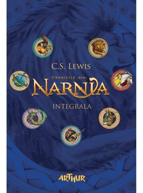 Pachet Integrala Cronicile din Narnia (volumele I-VII) - CS Lewis - Editura Arthur