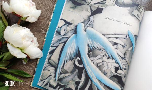 Pandora – Victoria Turnbull – Editura Humanitas Junior