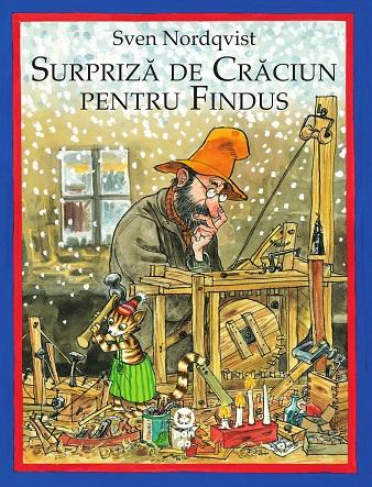 Surpriză de Crăciun pentru Findus – Sven Nordqvist – PandoraM