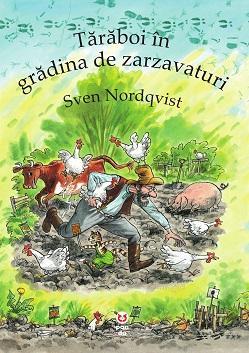 Tărăboi în grădina de zarzavaturi - Pettson și Findus