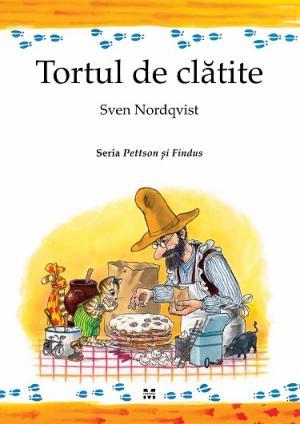 Tortul de clătite - Pettson și Findus