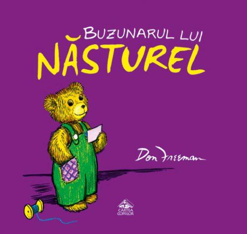 Buzunarul lui Năsturel - Don Freeman - Editura Cartea Copiilor