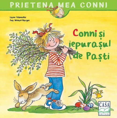 Conni şi iepuraşul de Paşti - Editura Casa