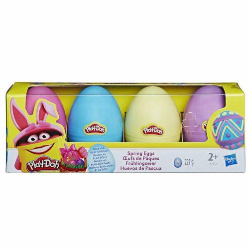 Plastilină Play-Doh - Set Ouă colorate