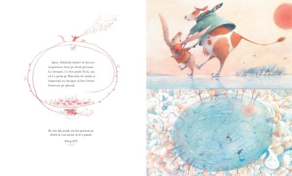 Surpriza din lac – Marius Marcinkevicius, Lina Dudaite – Editura Cartemma