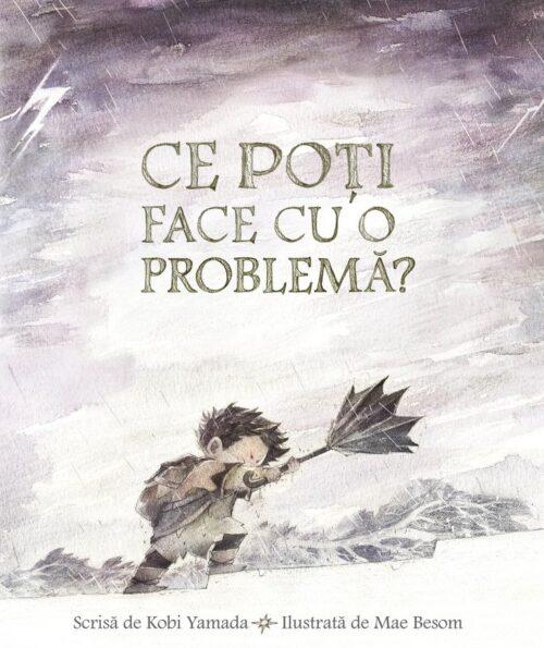 Ce poți face cu o problemă? - Kobi Yamada, Mae Besom - Vlad și Cartea cu genius