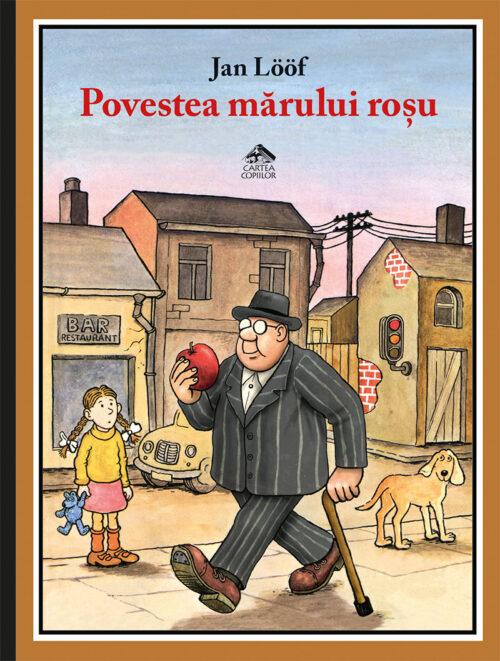 Povestea mărului roșu - Jan Lööf - Editura Cartea Copiilor