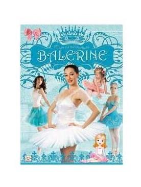 Balerine - Album cu autocolante